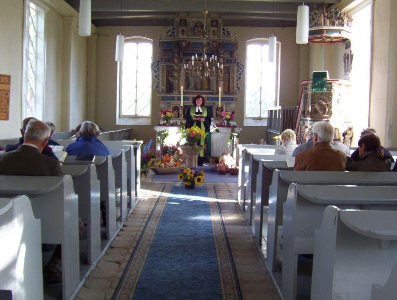Erntedankgottesdienst 2009